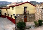 Location vacances Nueno - Casa Rural Casa Lino-1