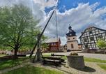 Location vacances Ronshausen - Altes Pfarrhaus Neustädt-1