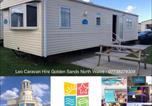 Villages vacances Blackpool - Leo Caravan Hire Golden Sands-2