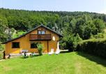 Location vacances Steinbach-Hallenberg - Cozy Holiday Home in Kurort Steinbach-Hallenberg near Ski Area-2