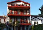 Hôtel Larressore - Jondoni Laurendi Kanbo-1