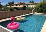 Location vacances Bellegarde - Mas Guiraud Gîte chez Sylvia et Christophe-3