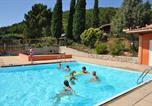Camping avec Site nature Tournon-sur-Rhône - Camping Iserand Calme et Nature-2