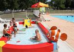 Camping avec Piscine Olliergues - Camping les Sablons-3