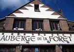Hôtel Morbecque - Auberge De La Forêt-1