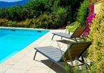 Hôtel Le Tignet - Villa Jacaranda Maison d'hôtes B&B-4