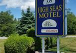 Hôtel Bangor - High Seas Motel-2