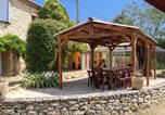 Location vacances Vaison-la-Romaine - Holiday Home Route du Palis-3