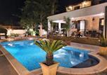 Location vacances Caccamo - Villa Marianna Con Piscina Privata ampi spazi esterni e Wifi Free-1