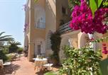 Hôtel Capri - Sina Flora-1
