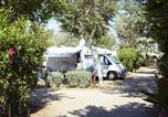 Camping  Acceptant les animaux Marseillan - Camping Beauregard Plage-1