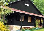 Location vacances Klanjec - Kuća Viola, traditional wooden house in Tuhelj-4