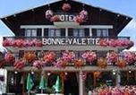 Hôtel Seytroux - Bonne Valette-4