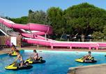 Camping avec WIFI Canet-en-Roussillon - Camping Les Flamants Roses -3
