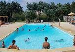 Camping avec Piscine couverte / chauffée Dieulefit - Camping La Résidence d'été-1