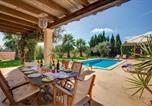 Location vacances Felanitx - Son Mesquida Villa Sleeps 6-2