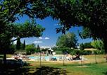 Camping avec Site nature Orgon - Homair - Camping Le Val de Durance-1
