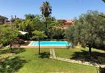 Location vacances Castrofilippo - Villa Alexa Garden & Relax-4