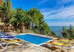 Location vacances Begur - Aiguablava Villa Sleeps 6 with Pool-1