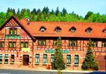 Hôtel Schleusingen - Hotel Zum Goldenen Hirsch-1