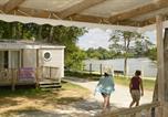 Camping avec Site nature Crux-la-Ville - Flower Camping Les Portes de Sancerre-1