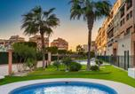 Location vacances Roquetas de Mar - Apartamento 2 dormitorios en la mejor zona de Roquetas-3