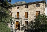 Hôtel Jaen - Albergue Inturjoven Cazorla-1