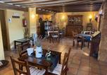 Hôtel Burgos - La Cabala de Ibeas-4