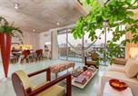 Location vacances Barranquilla - Unique large Loft Ph/ great city views/balcony/ long term only-1