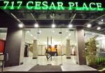 Hôtel Panglao - 717 Cesar Place Hotel