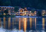 Hôtel Lake Placid - Golden Arrow Lakeside Resort-2