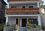 Hôtel Province de Sondrio - Hotel Franca-1