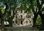 Hôtel 4 étoiles Noves - Hotel Château Des Alpilles-1