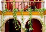 Location vacances  Séville - Apartamentos Suites Santa Cruz-3