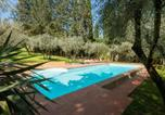 Location vacances Bagno a Ripoli - Villa in Private Estate,shared Pool,parking,3km to Ponte Vecchio-4