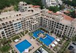 Hôtel Balchik - Argisht Partez Hotel-4