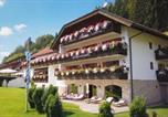 Hôtel Oberau - Hotel Blaue Gams S-2