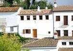 Location vacances Benamahoma - Casa Rural El Aljibe-1