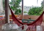 Hôtel Brésil - Hostel Kombi Curitiba - Filial Econômico-1