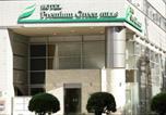Hôtel Sendai - Hotel Premium Green Hills-1