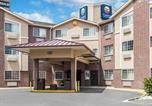 Hôtel Kansas City - Comfort Inn & Suites Kansas City Downtown-1