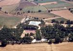 Camping Pont du Gard - Domaine Le Moulin Neuf-1