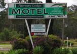 Hôtel Port Macquarie - Fairway Lodge Motel-1