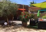 Location vacances Pourcharesses - Coté jardin-1