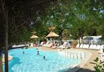 Camping avec Piscine Ruoms - Camping Sun Camping-1