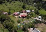 Hôtel Popayán - Hospedaje y Camping Buena Vista-4