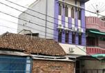Location vacances Bandung - Unique Guesthouse-1