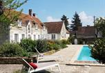 Hôtel Chédigny - La blanchetière-3