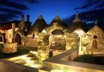 Location vacances Castellana Grotte - Trulli&Dimore - Trulli Ottomano-4