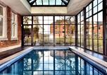 Location vacances Beauraing - Luxurious Mansion in Houyet with Sauna-3